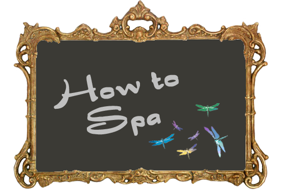 How to spa at Wildwood Day Spa